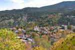 Dorf im Troodos Gebirge - Auswandern und Leben auf Zypern
