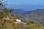 Blick vom Troodos Gebirge Richtung Meer - Auswandern und Leben auf Zypern