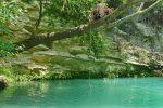 Im Adonis-Bad - Auswandern und Leben auf Zypern