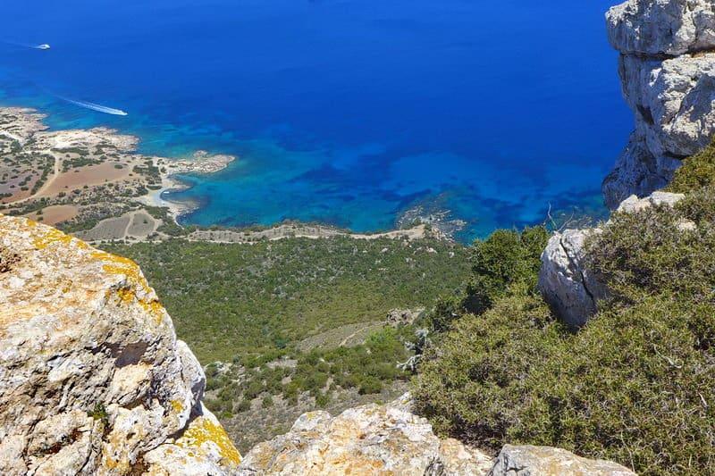 Im Akamas-Gebiet- Auswandern und Leben auf Zypern