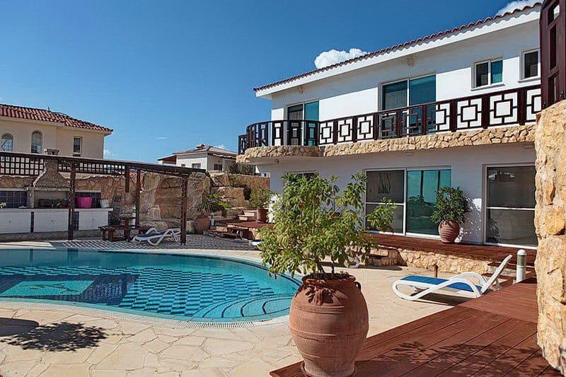 Immobilie zum Kauf auf Zypern im Raum Paphos - Auswandern und Leben auf Zypern