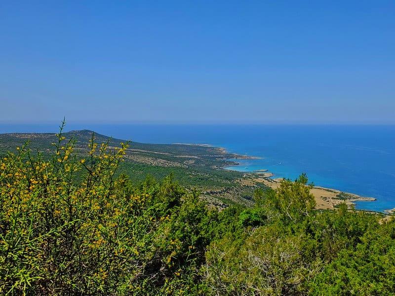 Im Akamas-Gebiet - Auswandern und Leben auf Zypern - die Steuern