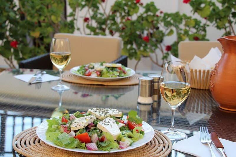 Aus dem Garten frisch auf den Tisch - Auswandern und Leben auf Zypern
