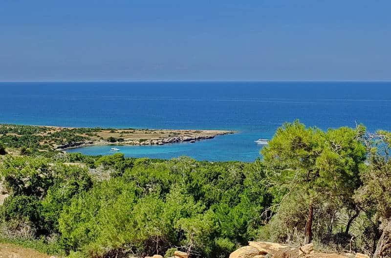 Akamas - Aphrodite Trail - Touren auf Zypern