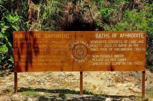 Bad der Aphrodite - Touren auf Zypern