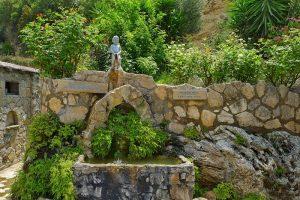 Auswandern nach Zypern - Bäder des Adonis