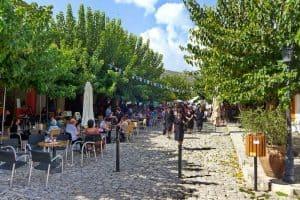 Zypern Sehenswürdigkeiten - Omodos im Troodos-Gebirge