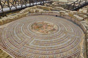 Auswandern nach Zypern - Archäologischer Park in Paphos
