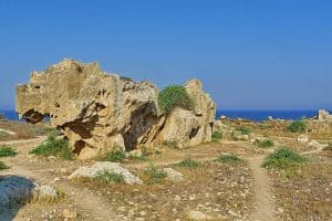 Auswandern nach Zypern - Paphos - Tombs of the Kings - Die Königsgräber