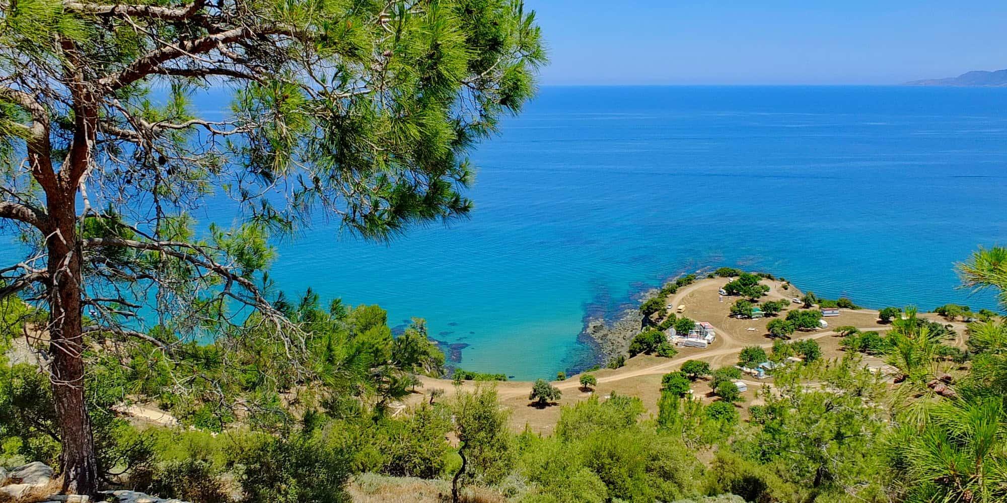 Über Zypern