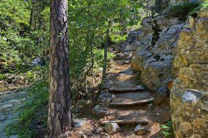 """Auswandern nach Zypern - Eine """"stufige"""" Wanderung, teilweise auch etwas steiler..."""