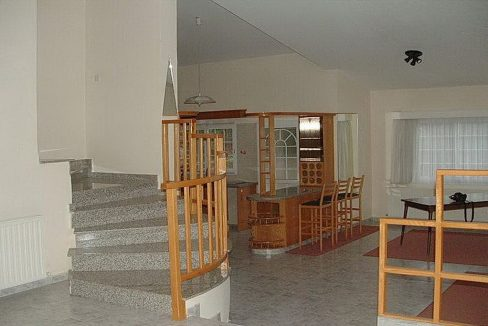 Immobilien auf Zypern: Zypern Villa in Akoursos im Raum Paphos zur Langzeitmiete - PFL189