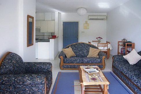 Immobilien auf Zypern: Zypern Appartement in Tombs of the Kings im Raum Paphos zur Langzeitmiete - PFL2111