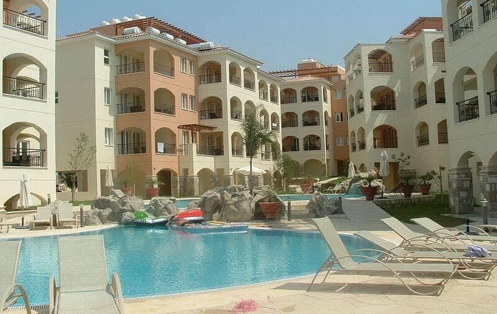 Immobilien auf Zypern: Zypern Appartement in Chloraka im Raum Paphos zur Langzeitmiete - PFL2192