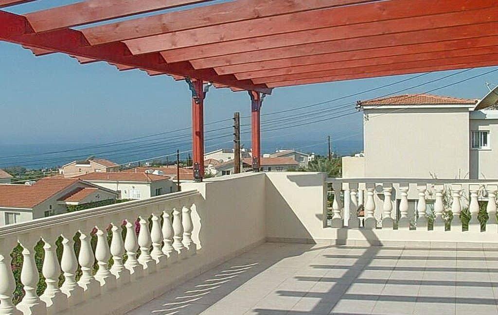 Immobilien auf Zypern: Zypern Villa in Sea Caves im Raum Paphos zur Langzeitmiete - PFL2574