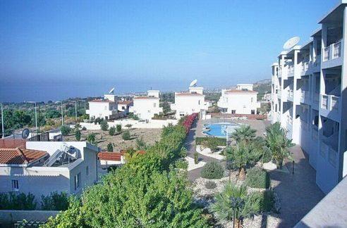 Immobilien auf Zypern: Zypern Appartement in Tala im Raum Paphos zur Langzeitmiete - PFL2823