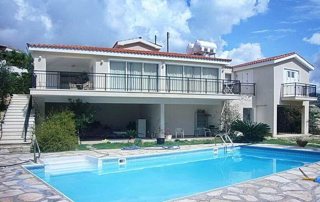 Immobilien auf Zypern: Zypern Villa in Potima im Raum Paphos zur Langzeitmiete - PFL2902