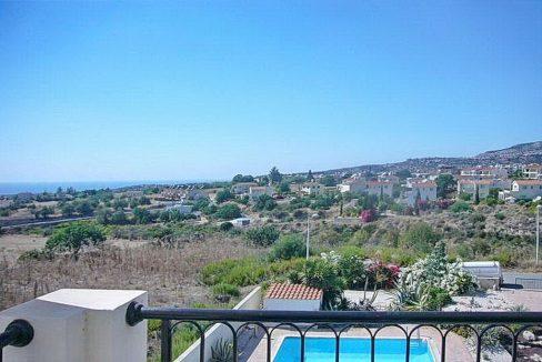 Immobilien auf Zypern: Zypern Villa in Peyia im Raum Paphos zur Langzeitmiete - PFL3213