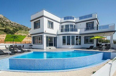 Immobilien auf Zypern: Zypern Villa in Peyia im Raum Paphos zur Langzeitmiete - PFL3265