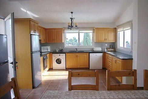 Immobilien auf Zypern: Zypern Villa in Tala im Raum Paphos zur Langzeitmiete - PFL3309