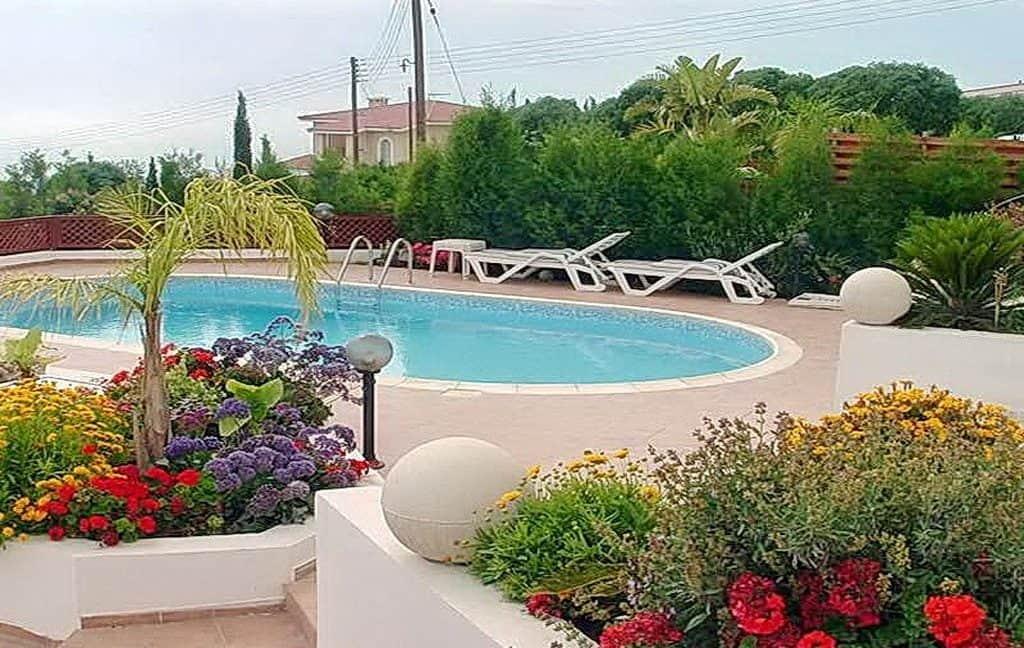 Immobilien auf Zypern: Zypern Villa in Tala im Raum Paphos zur Langzeitmiete - PFL796