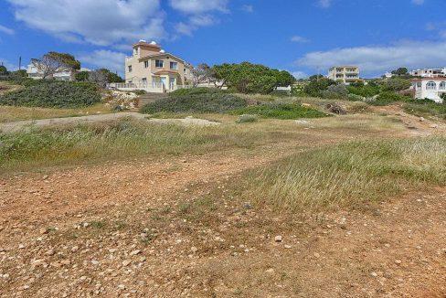 Bauland auf Zypern: Beachfront-Grundstück in exklusiver Lage im Raum Paphos zum Kauf - PFPL106