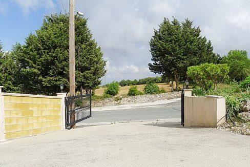 Immobilien auf Zypern: Zypern Villa in Kallepia im Raum Paphos zur Langzeitmiete - PFRS102