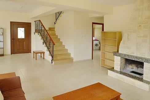 Immobilien auf Zypern: Zypern Villa in Kallepia im Raum Paphos zur Langzeitmiete - PFRS104