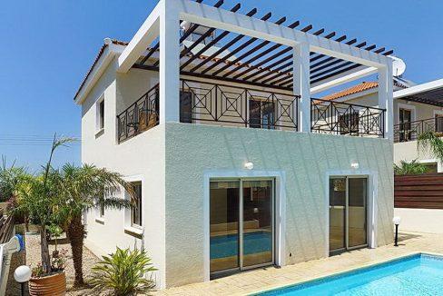 Immobilien auf Zypern: Zypern Villa in Emba im Raum Paphos zur Langzeitmiete - PFRS105
