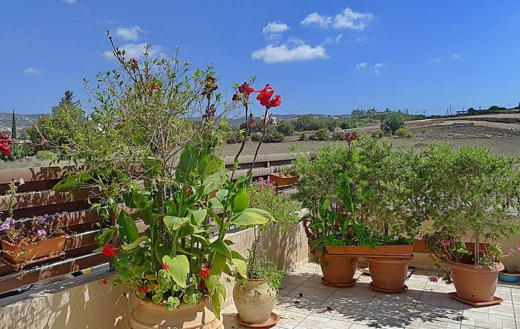 Immobilien auf Zypern: Zypern Villa in Emba im Raum Paphos zur Langzeitmiete - PFRS109