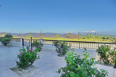 Immobilien auf Zypern: Zypern Villa in Tsada im Raum Paphos zur Langzeitmiete - PFRS110