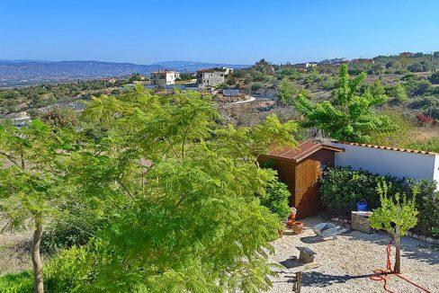 Immobilien auf Zypern: Zypern Villa in Neo Chorio im Raum Paphos zur Langzeitmiete - PFRS111