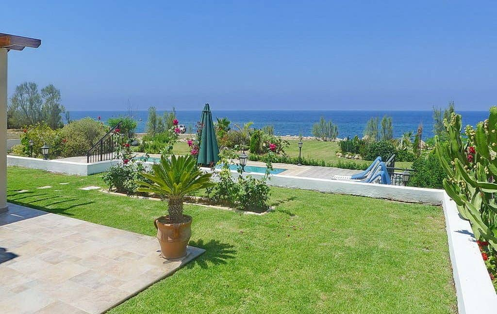 Immobilien auf Zypern: Zypern Villa in Sea Caves im Raum Paphos zur Langzeitmiete - PFRS115
