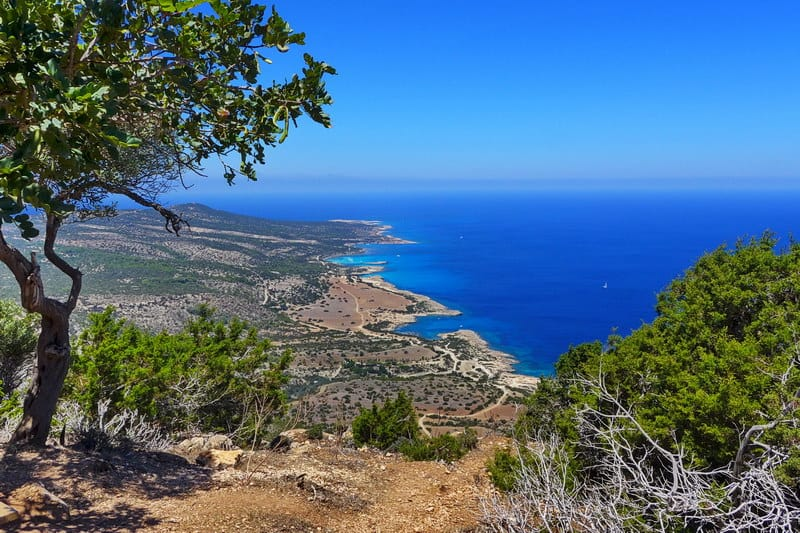 Im Akamas-Gebiet - Auswandern und Leben auf Zypern