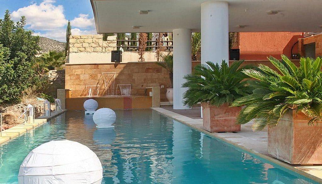 Immobilien auf Zypern: Zypern Villa in Tala im Raum Paphos zum Kauf - PFSB101