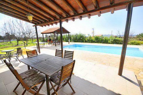 Immobilien auf Zypern: Zypern Villa in Coral Bay im Raum Paphos zum Kauf - PFSB144