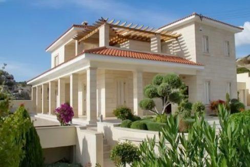 Immobilien auf Zypern: Zypern Villa in Peyia im Raum Paphos zum Kauf - PFSB158