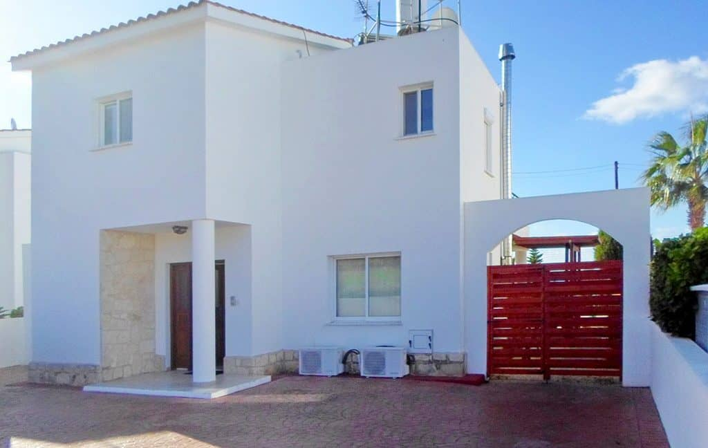 Immobilien auf Zypern: Zypern Villa in Tala im Raum Paphos zum Kauf - PFSB190