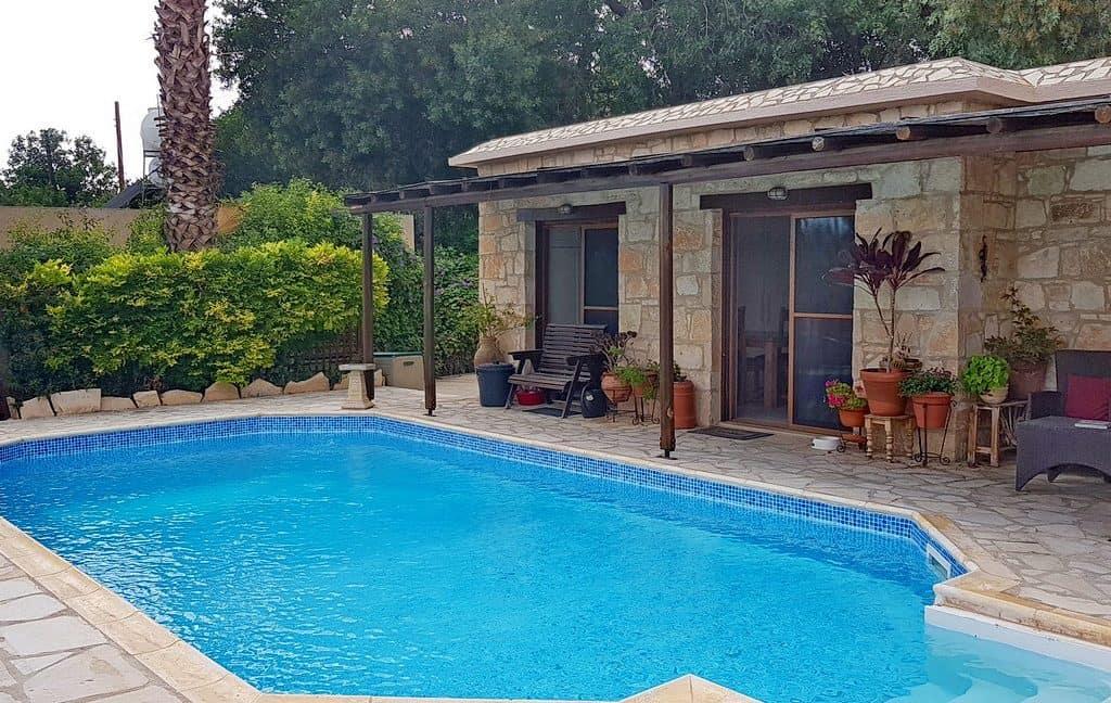 Immobilien auf Zypern: Zypern Finca in Anavargos im Raum Paphos zum Kauf - PFSB194