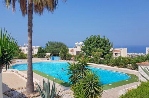 Immobilien auf Zypern: Zypern Penthouse in Chloraka im Raum Paphos zum Kauf - PFSB199