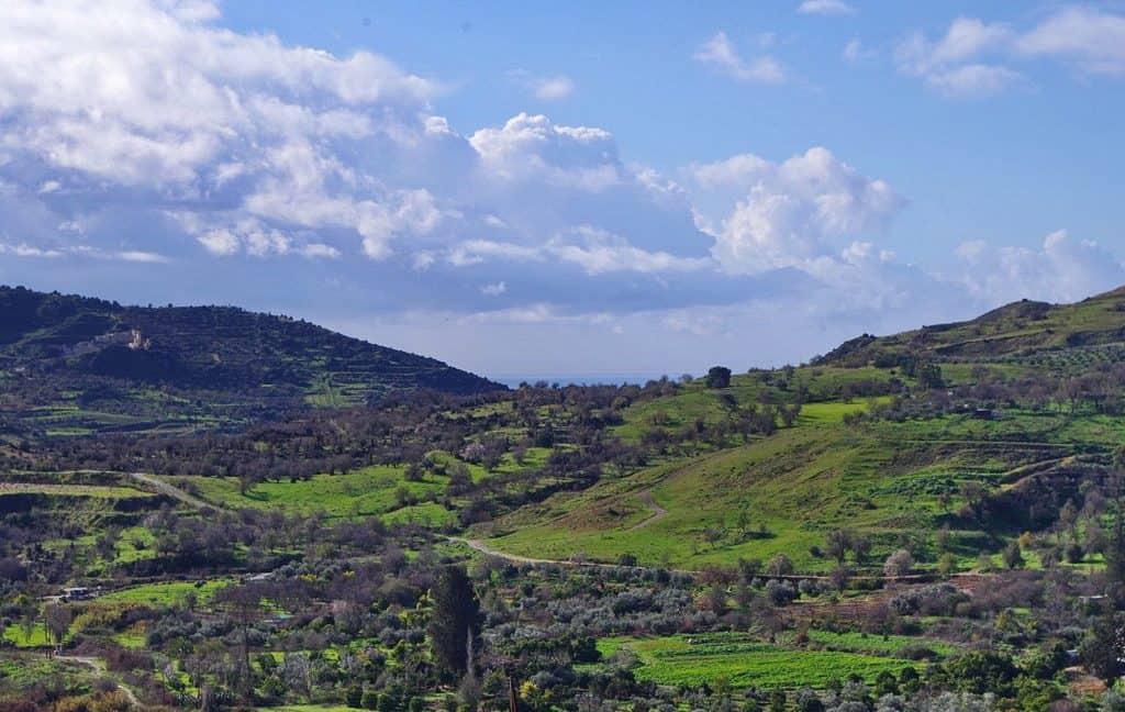Immobilien auf Zypern: Zypern-Finca in Episkopi im Raum Paphos zum Kauf - PFSB202