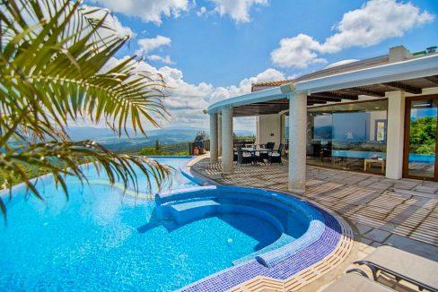 Immobilien auf Zypern: Zypern Villa in Kritou Terra im Raum Paphos zum Kauf - PFSB204