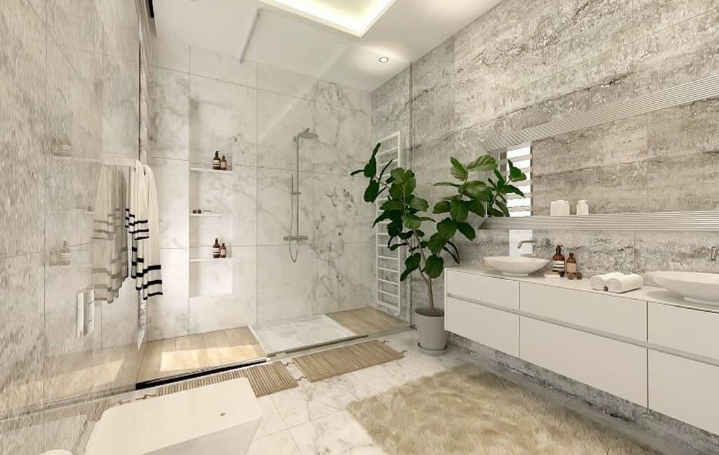 Immobilien auf Zypern: Neubau-Beachfront-Villa in Kissonerga im Raum Paphos zum Kauf - PFSB205