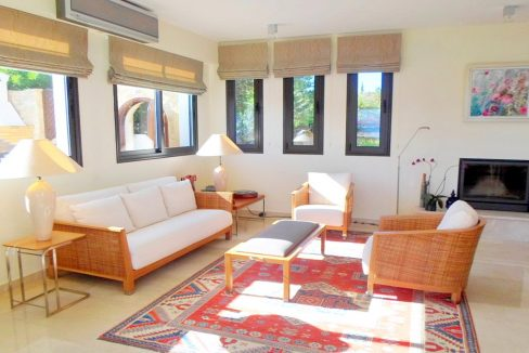Immobilien auf Zypern: Zypern Villa in Neo Chorio im Raum Paphos zum Kauf - PFSB213