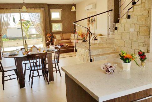 Immobilien auf Zypern: Zypern Villa in Chloraka im Raum Paphos zum Kauf - PFSB214
