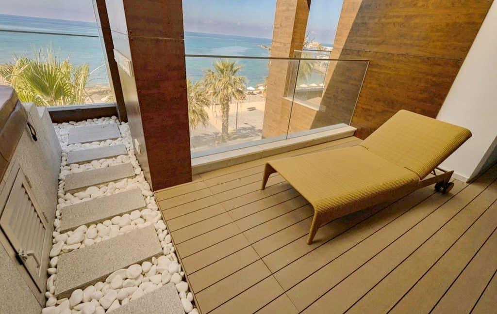 Immobilien auf Zypern: Exklusives Beach Front Zypern Appartement in Kato Paphos im Raum Paphos zum Kauf - PFSB215