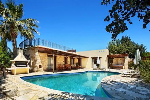 Immobilien auf Zypern: Zypern-Finca in Peyia im Raum Paphos zum Kauf - PFSB217
