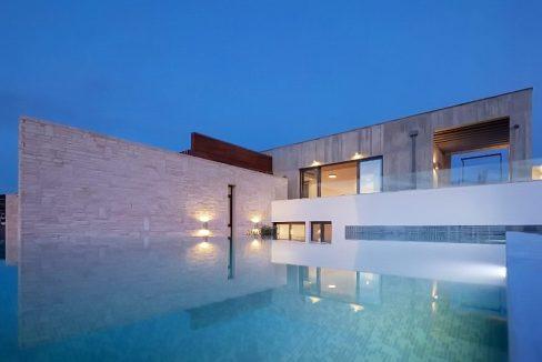 Immobilie zum Kauf auf Zypern: Zypern-Villa (Neubau Projekt) mit Privatpool in Sea Caves - PFSB227