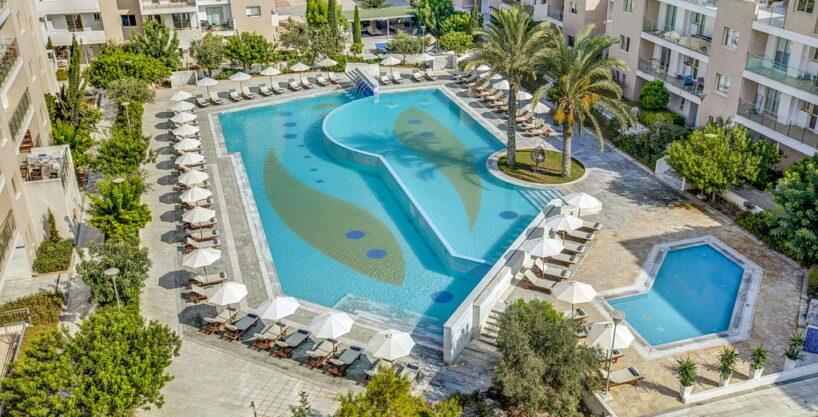 Immobilie zum Kauf auf Zypern: Exklusve Appartements mit Gemeinschaftspool in Kato Paphos - PFSB231